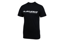 Platzangst Logo Tee Men black